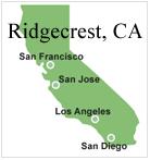 Ridgecrest Town Center - California